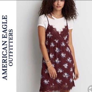 BRAND NWT ✨ American Eagle slip dress